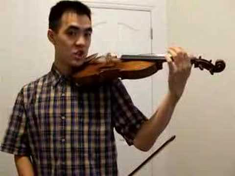 Violin Vibrato Tutorial